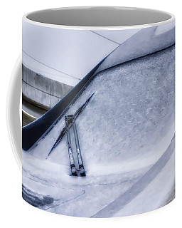 Snow On The Train Coffee Mug