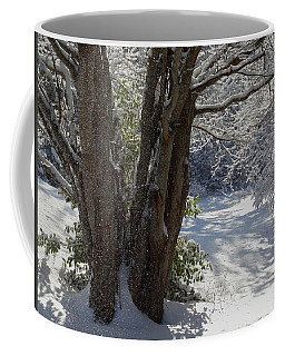 Snow Sparkles Coffee Mug