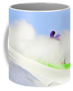 Snow Spray Coffee Mug