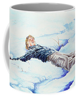 Snowball War Coffee Mug