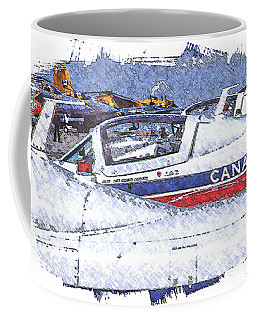 Snowbirds Coffee Mug