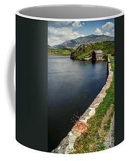 Snowdon From Llyn Y Dywarchen Coffee Mug