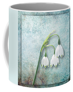 Snowdrop Coffee Mug by Lynn Bolt