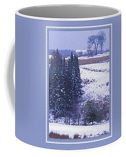 Snow's Arrival Coffee Mug