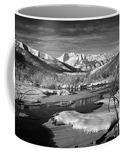 Snow's Marina Coffee Mug