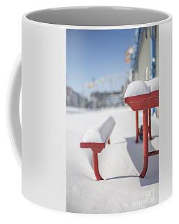 Snows Of New York Coffee Mug