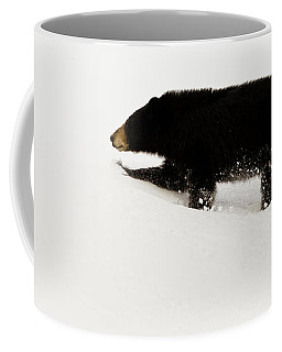 Snowy Bear Coffee Mug