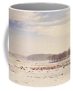 Snowy Valley Coffee Mug