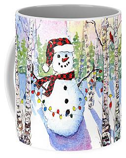 Snowy Wishes Coffee Mug