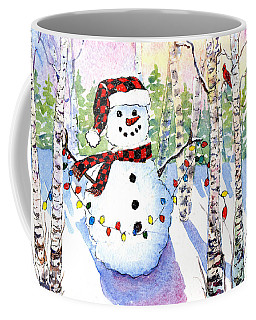 Snowy Wishes Coffee Mug
