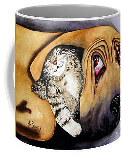 Snuggles Coffee Mug