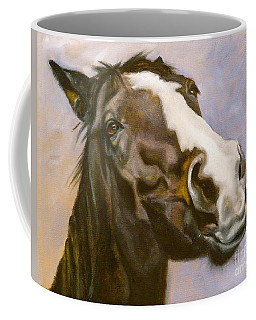 Hot To Trot Coffee Mug