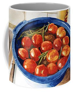 Soaking Tomatoes Coffee Mug
