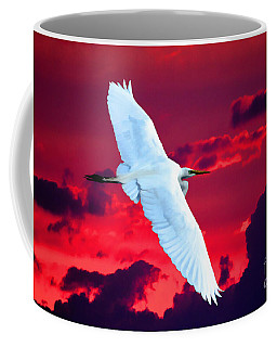 Soaring Heights Coffee Mug by Adam Olsen
