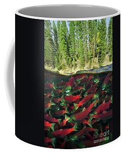 Sockeye Salmon Run Coffee Mug
