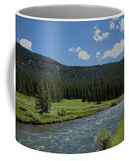 Soda Butte Creek Coffee Mug