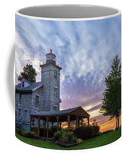 Sodus Bay Lighthouse Coffee Mug