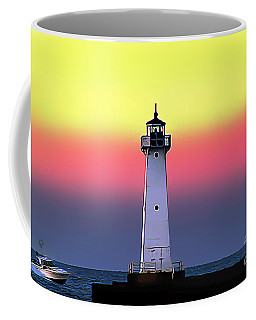 Sodus Outer Lighthouse Coffee Mug