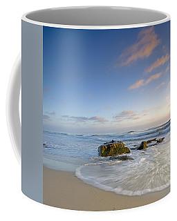 Soft Blue Skies Coffee Mug