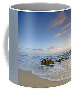 Soft Blue Skies Coffee Mug