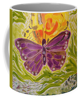 Soft Flutters Coffee Mug