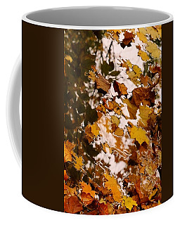 Coffee Mug featuring the photograph Soft Landing by Photographic Arts And Design Studio