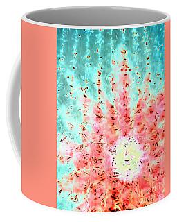 Soft Morning Rain Coffee Mug by Jacqueline McReynolds