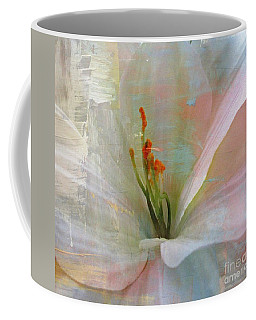 Soft Painted Lily Coffee Mug