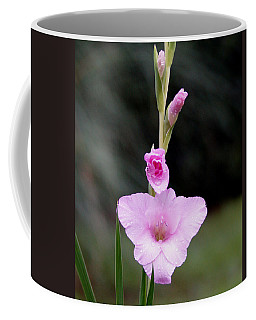 Soft Pink Glad Coffee Mug