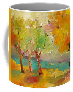 Soft Trees Coffee Mug