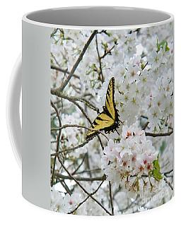 Softness Of Spring Coffee Mug