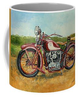 Sokol 1000 - Polish Motorcycle Coffee Mug