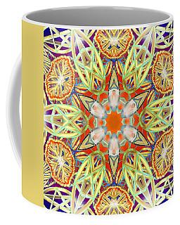 Solar Lattice Coffee Mug
