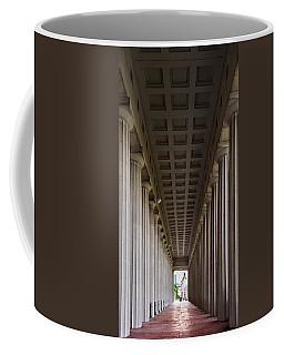 Soldier Field Colonnade Coffee Mug