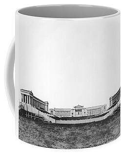 Soldiers' Field And Museum Coffee Mug