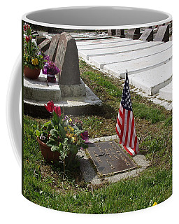 Soldiers Final Resting Place Coffee Mug