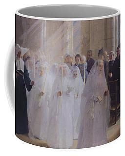 Solemn Communion Coffee Mug