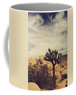 Solitary Man Coffee Mug