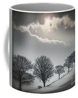 Solitude Of Coldness Coffee Mug