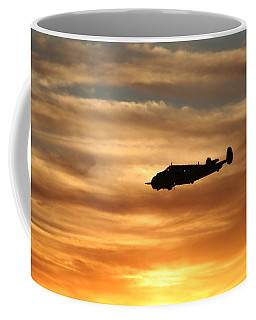 Coffee Mug featuring the photograph Solo by David S Reynolds