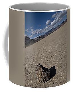 Coffee Mug featuring the photograph Solo Slider by Joe Schofield