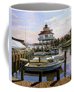 Solomon's Island Coffee Mug