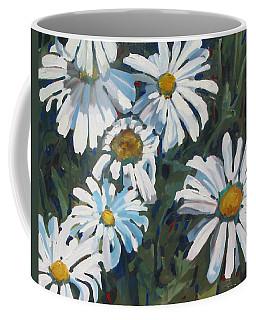 Some Are Daisies Coffee Mug