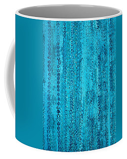 Some Call It Rain Original Painting Coffee Mug