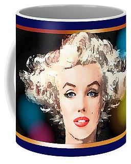 Marilyn - Some Like It Hot Coffee Mug