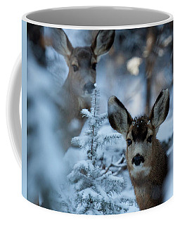 Somebody To Watch Over Me Coffee Mug