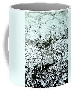 Somebody's Spring Coffee Mug