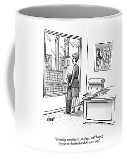 Someday, Sweetheart, All Of This Will Belong Coffee Mug