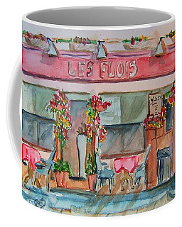 Someplace French Coffee Mug