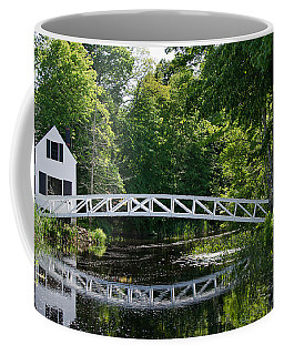 Somesville Bridge Coffee Mug